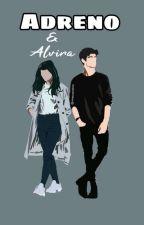 Adreno Dan Alvira by HitamArang