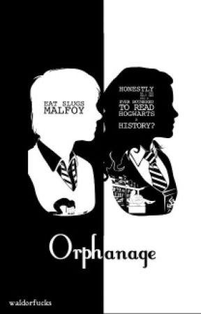 Orphanage » dramione  by waldorfucks