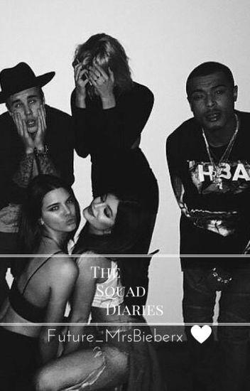 The Squad Diaries (J.B)