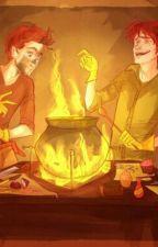 Ты уверена, Блэк? by Potterreading
