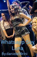 Whatsapp Soy Luna by Dani_victo