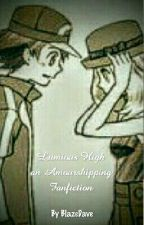 Lumious High ~Amourshipping~ by Blaze_Dave
