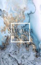 Social media // Isabelle lightwood  by maddoxbitxh