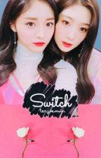 switch • gyupink wonchae ✔️ by terjaemin