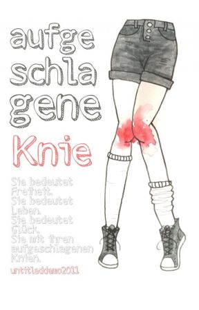 aufgeschlagene Knie by untitleddemo2011