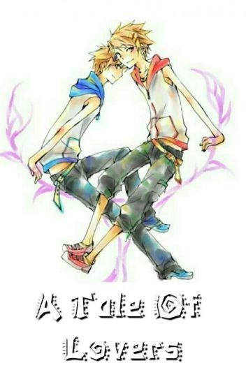 A Tale Of Lovers - Hikaru X Kaoru