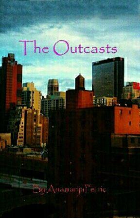 THE OUTCASTS by AnamarijaPetric