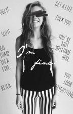 I'm Fine. [[ UnderFell!Sans X Reader ]] by iiTrazix