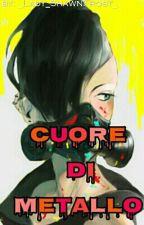 Cuore Di Metallo ~Caleb Stonewall~ by Lady_ShawnFrost