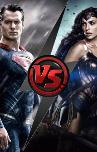 Superhéroes(Harry y Tu)TERMINADA