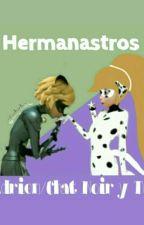 Hermanastros {Adrien/Chat Noir y Tú} by ladychat_