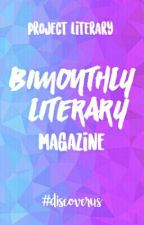 Literary Magazine (July 17 - July 23) and (July 24 - July 30) by Project_Literary
