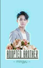 [C] Adopted Brother | Mingyu SVT  by joshhua-