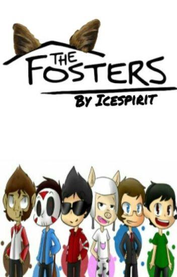 The Hybrid Fosters (BBS Crew, H20Vanoss, Minicat, dathidelui)
