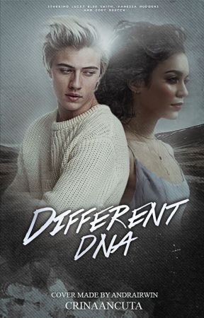 Different DNA by CrinaAncuta