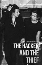 The Hacker and The Thief (l.s au) by larryqueensecret