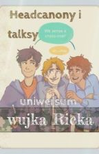 Headcanony i talksy uniwersum wujka Ricka by colonel__