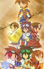 Digimon Mix 7.2 : En Busca Del Templo รɑgʀɑɗѳ { pɑuรɑɗɑ } by Xrosuer-Crystal