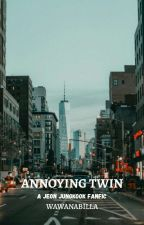 ╰ C ╮ Annoying Twin ∞ Jjk by -baecorn