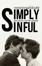 Simply Sinful: Dark Desires by RemovingAllDoubt