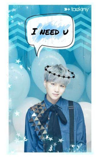 ✘ I Need U || BTS ✘