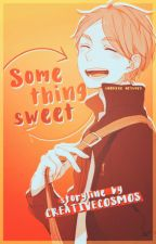 Something Sweet || Koushi Sugawara by CreativeCosmos