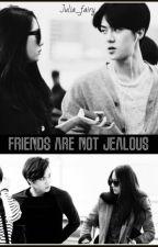 Друзья не ревнуют ( Сехун | Кристал | Кай) by Julia_fairy