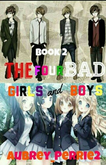 "The Four Bad Girls and Boys 2 ""LABAN O SUKO?"""