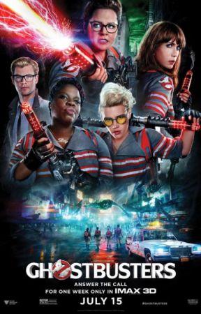 Ghostbusters (2016) datos, personajes, el cast, fanart etc. by AmeliaRobin
