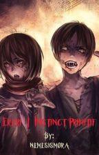 Ereri | Instinct Primitif by nemesismora