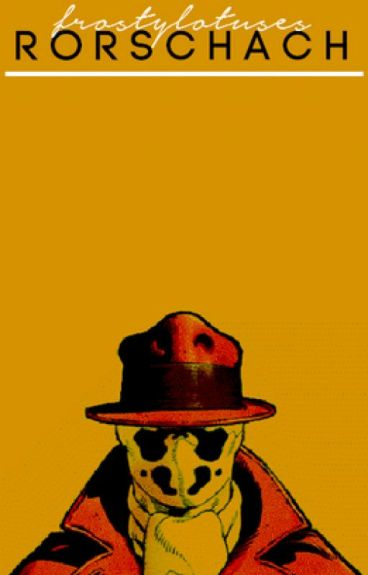 RORSCHACH | FANCASTINGS by FrostyLotuses