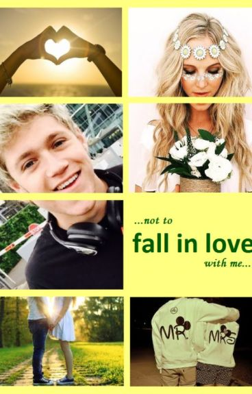 ...not to fall in love with me... - Zawieszone