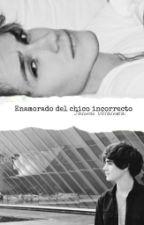 Enamorado del chico incorrecto  | Jalonso Villalnela  by BirdBlue16