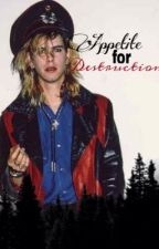 Appetite for Destruction - Duff Mckagan by goddess_juvia