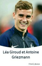 Léa Giroud et Antoine Griezmann by Chronii_Queuse