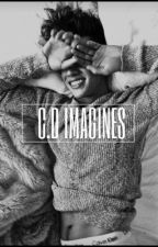 «C.D Imagines» by GrantSebastianAllen