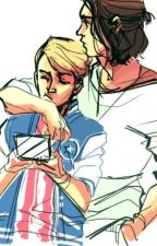 Come as you are. [Stucky] by Shiruslayer
