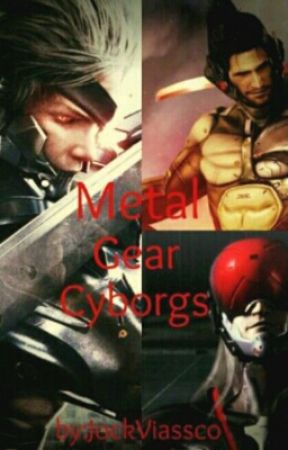 Metal Gear Cyborgs by JockViassco
