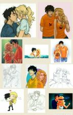 Percabeth Cute Moments by captianswanshipper