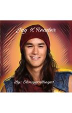 Jay X Reader  by ohmygodhey01