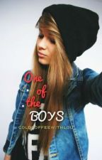 One Of The Boys (5SOS fanfic) by coldcoffeewithlou