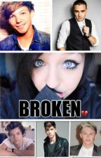 Broken  (A one direction fanfic) by crazysydney
