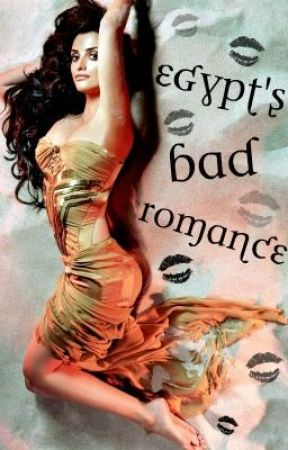 Egypt's Bad Romance by preciious-diamondz