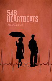 548 Heartbeats by lovelettersofpeach
