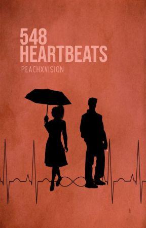 548 Heartbeats by peachxvision