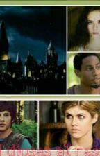 Semi Dioses Al Rescate (Semidioses En Hogwarts) by happy932