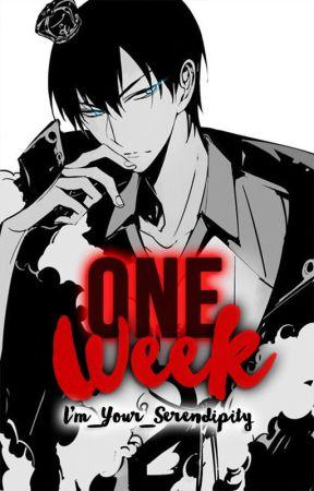One Week ♦KageHina♦  by AwakeSK