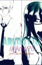 Arima Kishou Y Tu //¿Amor?\\ by Julian_KishouOkumura