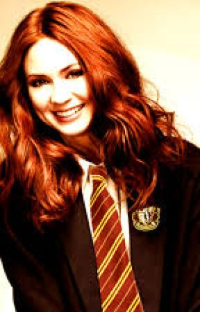 Harry potter twin sister  by Mamagirl601