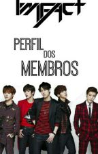 IMFACT - Perfil dos Membros by natiele_ramos